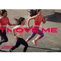 ASICS INSPIRERER VERDEN TIL Å BEVEGE SEG MER MED NY MERKEVAREKAMPANJE «I MOVE ME»
