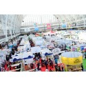 Natural & Organic Products Europe 2015 opens this weekend – Sunday 19 April