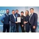 Sigma Technology utsett till ett av Sweden's Best Managed Companies 2019