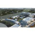 Skanska bygger Irving Music Factory i Texas, USA, för cirka 800 miljoner kronor