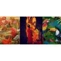 Svenska konstnärer bland vinnarna i internationell konsttävling  - ska målas upp på husfasader i Göteborg