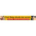 Belga dévoile des secrets