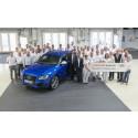 Audi Q5 nr. 1 million  fra Ingolstadt