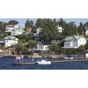ROSS anlitas för första villan på Dalarö