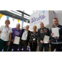 ​Stroke survivors return to work with help from the Life After Stroke Centre