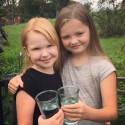 Nu kan du dricka vattnet i hela Hamrångefjärden och Bergby