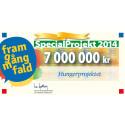 7 miljoner från PostkodLotteriet för projektet Flickaplattformen