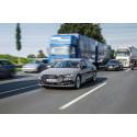 Automatiserad körning på en ny nivå. Audi AI traffic jam pilot i nya Audi A8