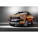 Uusi, vahva Ford Ranger Euroopan-debyytissään Frankfurtissa – Wildtrak tarjoaa huippuluokan tyyliä ja kyvykkyyttä