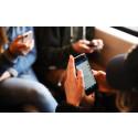 Tre av fire positive til smittesporing på mobilen