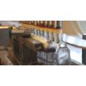 Kolsyra utan maskin! Gör öl, cider/champagne eller kolsyrat och smaksatt vatten. 5g/dryck.