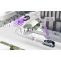 Ökad trafiksäkerhet när Volkswagen låter bilar prata med varandra