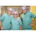Urologiska kliniken först i Norden med urinledarprotes