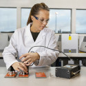 Norner er ISO/IEC 17025 akkreditert testlaboratorium for korrosjonsbeskyttende maling