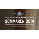 Pripps Blå och Colleagues inviger #sommaren2014