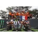 TIXIER (MX2) & PHILLIPS (E3) 2014 FIM WORLD CHAMPIONS!