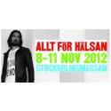 Sveriges #rawfoodhunkno1 Pontus Kristensson på Allt för hälsan - föreläser lördag och söndag