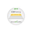TCS modtager guld-rating i CSR opgørelsen fra EcoVadis