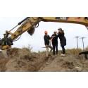 RO-Gruppen bygger nytt handelsområde i Torsby