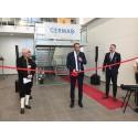 Norges mest effektive og moderne foredlingsanlegg for laks åpnet i Steigen
