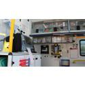 Akutvård på plats kräver mer av utrustningen, nya SS-EN 60601-1-12 beskriver vad.