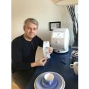 Finska företaget Evondos väljer att exponera sin produkt på Ängen!