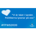 Pressinbjudan - Dags för #YFWS2020