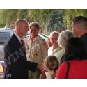 Rick Scott greeted by crowd in Winter Haven