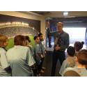 Starkt möte om fotboll, MFF och livet i Lorensborg