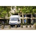 IVECO Daily Blue Power kåret til International Van of the Year 2018