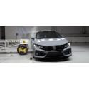 Honda Civic - side crash test - Nov 2017