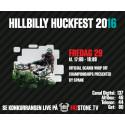 29 juli: Fatstone TV sender LIVE fra Hillbilly Huckfest og Official Scandi Whip Off Championship