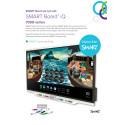 Produktblad SMART Board iQ 7000