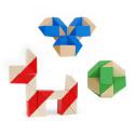 MIK Toys Ormen, 3 populära former