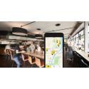 Ny app giver den moderne arbejdsstyrke adgang til arbejds- og mødesteder over hele byen