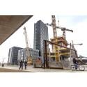 Industrifaktas teknikpanel visar fortsatt tillväxt på byggmarknaden