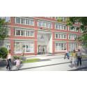 Veidekke bygger om Skatteverkets kontor i Malmø