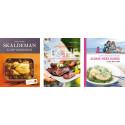LCHF-kokböcker för bättre hälsa