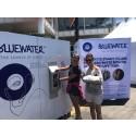 Bluewater blir Volvo Ocean Races Race Sponsor, Sustainability Program Partner och officiell vattenleverantör