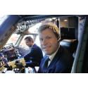 Arbetsvillkor påverkar hälsa och säkerhetsbeteende hos piloter