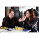 Bryant och Rabaeus gör MTR Express nya reklamfilmer