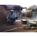 Livet i ett av norra Ghanas häxläger