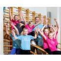 Liikunnalliset Nestlé Healthy Kids -iltapäiväkerhot kannustavat tuhansia lapsia reippailemaan