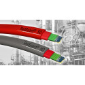 Redguard Sensor Cable with Expanded Temperature Range and Reduced Response Time