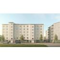 Lindbäcks bygger fler lägenheter åt LKAB i Gällivare