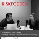 Inspelning av Riskpodden avsnitt 1