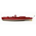 Handgjorda modellbåtar av Promero Boats