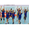 Svenska damlandslaget i handboll EM-kvalar i Skövde