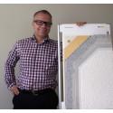 För energieffektiva och fuktsäkra hus: Nytt tvåstegstätat fasadsystem med  dränerande isolering möter ett tuffare klimat