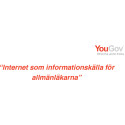 internetmedicin.se har en särställning bland läkare enligt YouGov